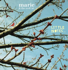 marie & the redCat - Little Notes